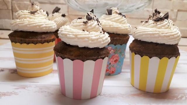 Diétás répatorta muffin recept
