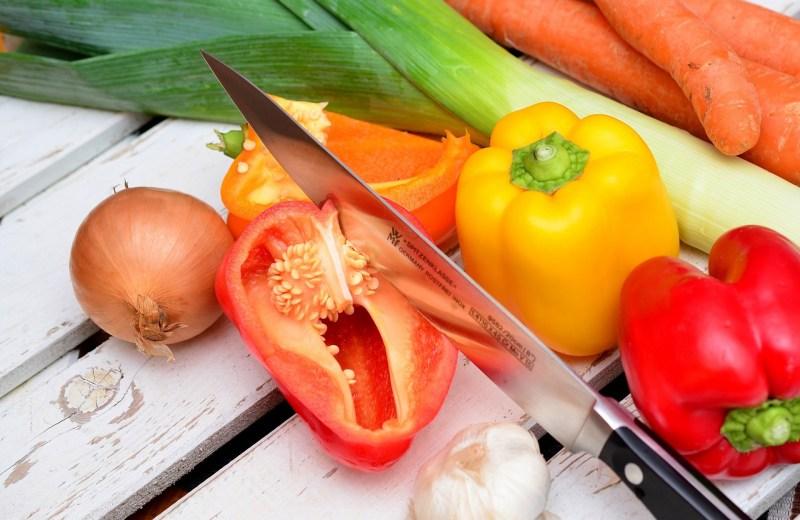Fogyás zöldségevés nélkül