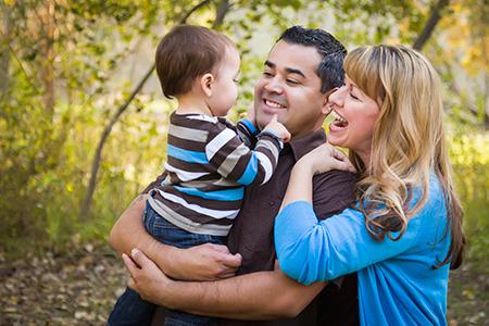 happy family sig