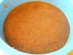 Trigo de molho