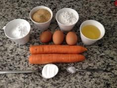 Ingredientes (para versão com ovo)
