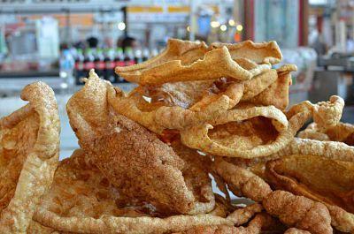 Chicharrón-frito