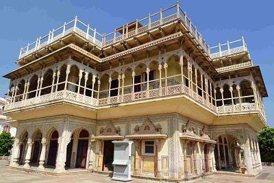Palacio-de-la-ciudad-Jaipur