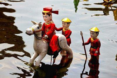 Water Pupper Hanoi
