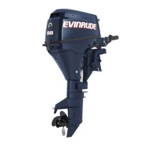 2014 EVINRUDE E10EL4 OUTBOARD MOTOR