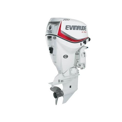 2016 EVINRUDE E115DPX E-TEC OUTBOARD MOTOR