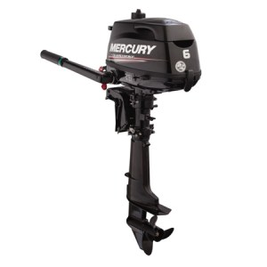 2017 Mercury 6 HP 6MH Outboard Motor
