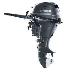 2017 Yamaha F15 LPHA Outboard Motor