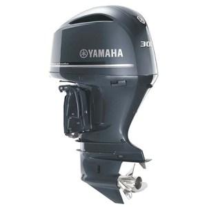 2018 Yamaha F300 V6 4.2L Mechanical 25 F300XA Outboard Motor