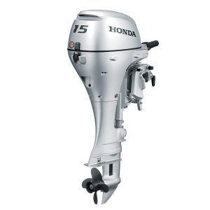2019 HONDA 15 HP BF15D3LH Outboard Motor