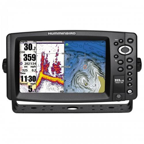 HUMMINBIRD 959CI HD CHARTPLOTTER FISHFINDER COMBO