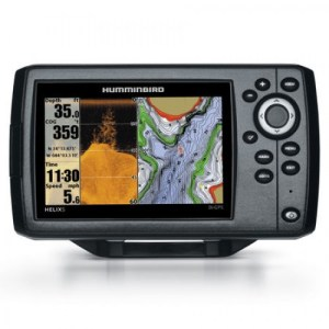 HUMMINBIRD HELIX 5 DI FISHFINDER GPS COMBO