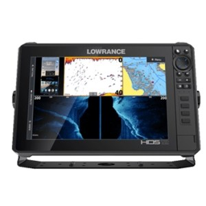 Lowrance HDS-12 LIVE with Transducer