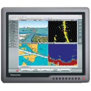 "RAYMARINE G190 ULTRA BRIGHT 19"" MARINE DISPLAY"