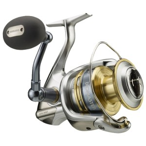 SHIMANO BIOMASTER FISHING REEL - 4000 SW AXG