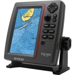 Si-Tex SVS-760C Chartplotter