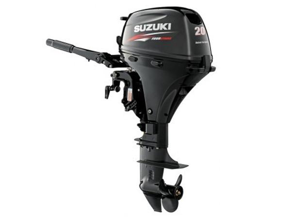Suzuki 20 HP DF20AEL2 Outboard Motor