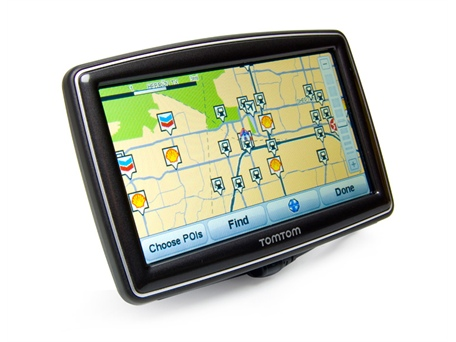 TomTom XXL 550 5-Inch GPS with IQ Routes & Premium Maps