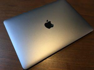 12インチMacBook2017
