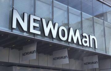 新宿駅 ルミネNEWOMAN