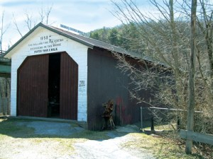 shushan covered bridge museum