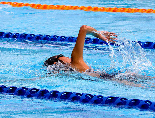 Adult Swimming Pool Lessons