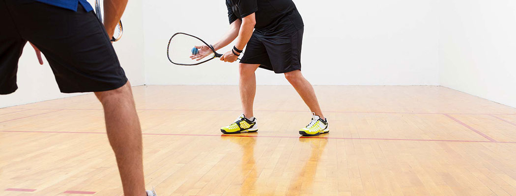 Salem Athletic Club Racquetball