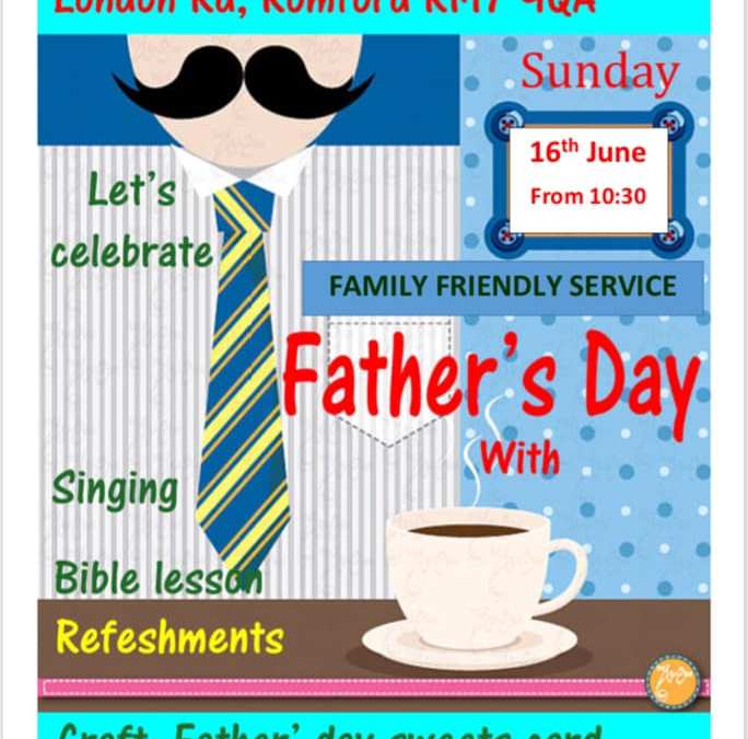 Father's Day Celebration