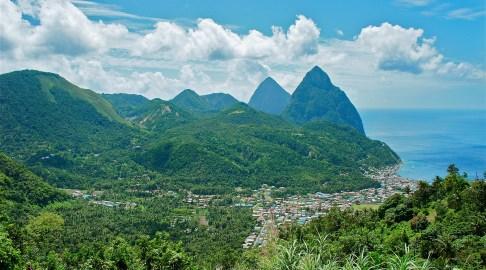 St. Lucia Caribbean