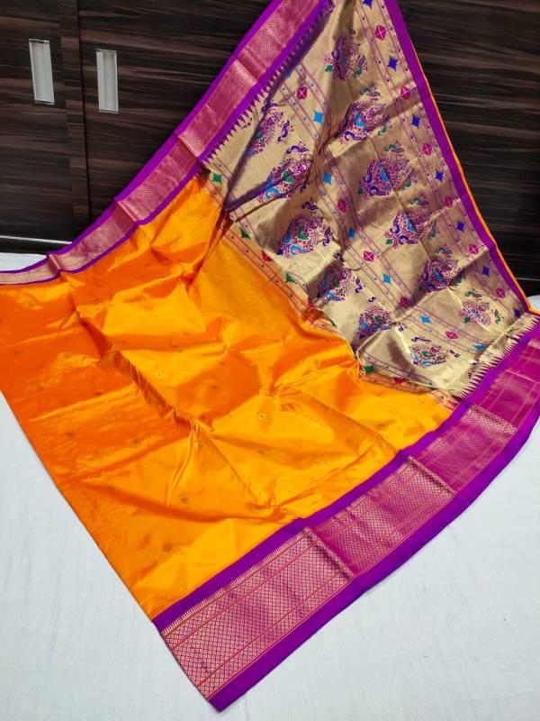 pure silk paithani price