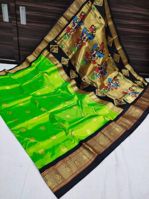 semi kadiyal paithani price
