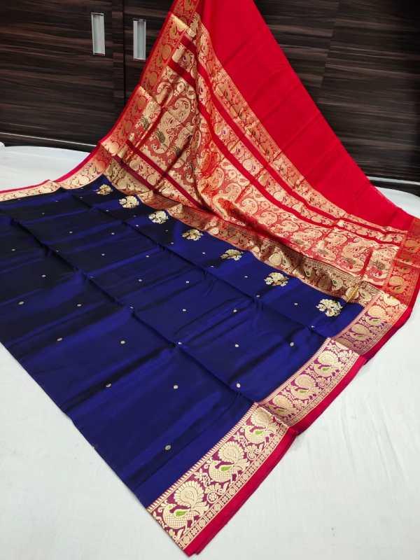 peshwai silk sarees