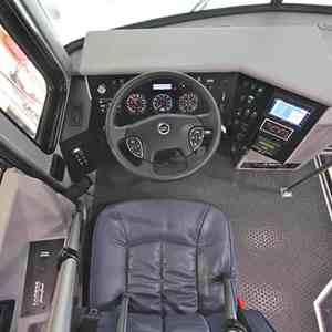 Driver's Cab