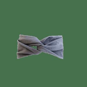 gray headband