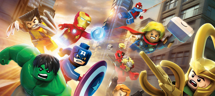 Steam Daily Deal   LEGO Marvel Franchise   Salenauts Steam Daily Deal   LEGO Marvel Franchise
