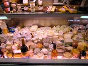 Too Many Cheeses!