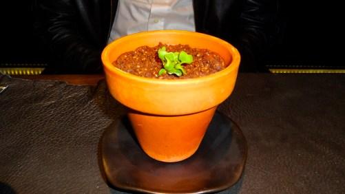 Chocolate Pot.