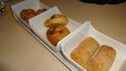 Homemade Breads.