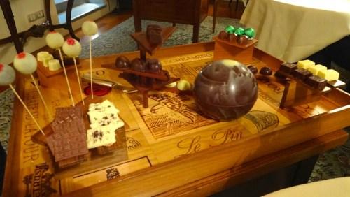 Amazing Handmade Chocolates.