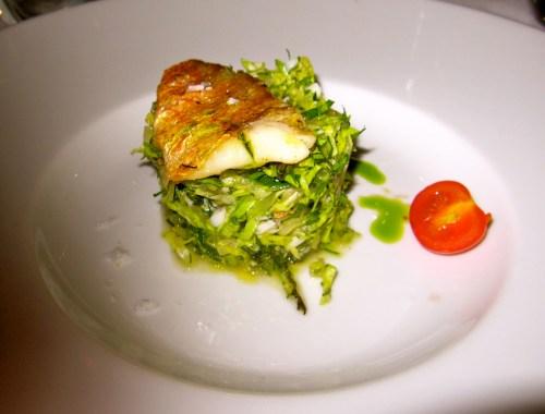 Red Mullet Salad.