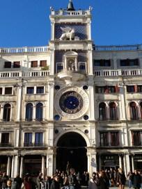 St. Mark's Clock.