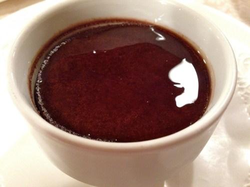 Bonet (Chocolate Custard).