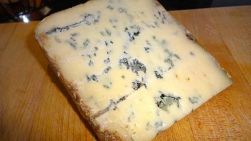 Bleu de Bocage Goat Cheese.
