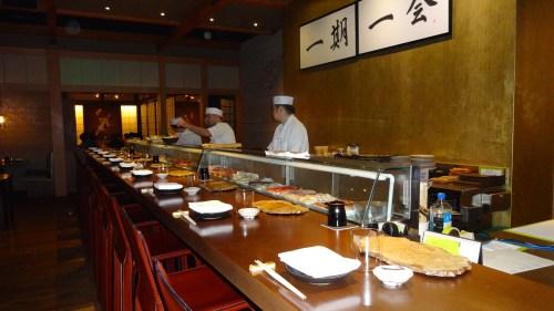 Sushi Bar.
