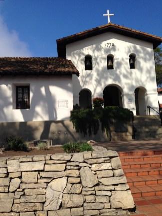 Mission San Luis Obispo de Tolosa.