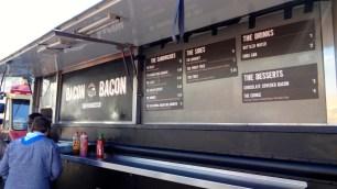 Bacon Bacon Food Truck.
