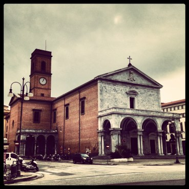 Livorno Church.