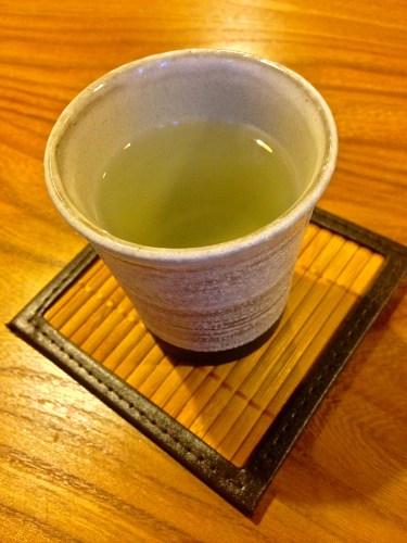 Konbu Cha (Kelp Tea).