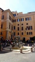 Cute Little Piazza.