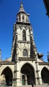Berner Münster: The Cathedral of Bern.